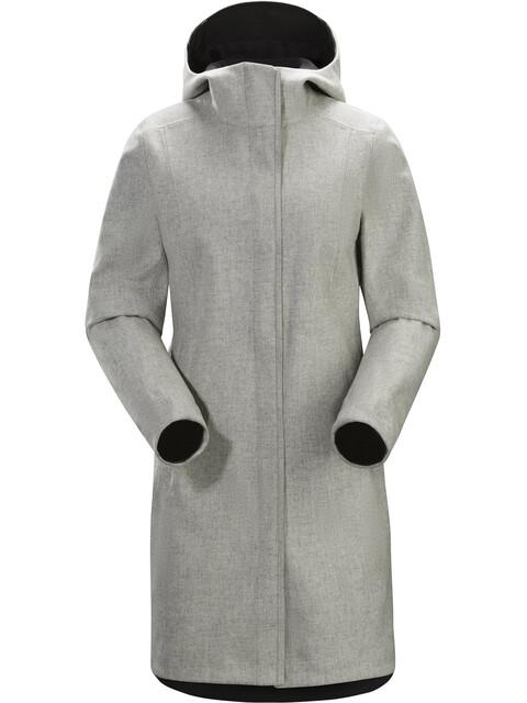 Arc'teryx Embra Coat Women Mica Heather